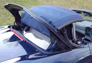 Porsche 986 Glass Window Convertible Top