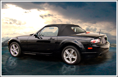 Mazda Miata MX5 Convertible Top from AutoTopsDirect.com